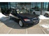 2007 Monaco Blue Metallic BMW 3 Series 328i Sedan #2538547