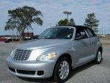 2007 Bright Silver Metallic Chrysler PT Cruiser Convertible #25415293