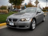 2007 Space Gray Metallic BMW 3 Series 328xi Coupe #25414943