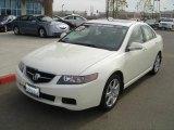 2005 Premium White Pearl Acura TSX Sedan #2540544
