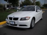 2007 Alpine White BMW 3 Series 328xi Sedan #25414957