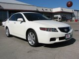 2005 Premium White Pearl Acura TSX Sedan #2534690