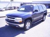 2005 Dark Blue Metallic Chevrolet Tahoe LS #25415342