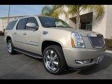 2007 Gold Mist Cadillac Escalade ESV AWD #25415064