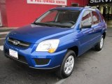 2010 Kia Sportage Smart Blue
