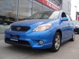 2007 Speedway Blue Pearl Toyota Matrix XR #25458756