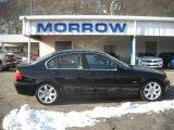 2000 Jet Black BMW 3 Series 328i Sedan #25464266