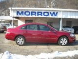 2006 Sport Red Metallic Chevrolet Impala LT #25464268