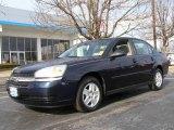 2005 Dark Blue Metallic Chevrolet Malibu LS V6 Sedan #25464143