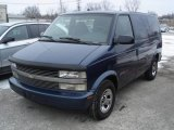Medium Cadet Blue Metallic Chevrolet Astro in 1999