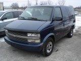 1999 Medium Cadet Blue Metallic Chevrolet Astro Cargo Van #25464457