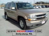 2005 Sandstone Metallic Chevrolet Tahoe LT 4x4 #25464470