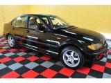 2004 Jet Black BMW 3 Series 325xi Sedan #25464478