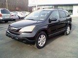 2007 Nighthawk Black Pearl Honda CR-V EX-L 4WD #25464172