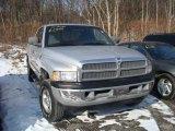 2001 Bright Silver Metallic Dodge Ram 1500 SLT Club Cab 4x4 #25464321