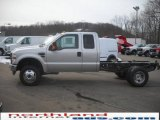 2010 Ford F350 Super Duty XLT SuperCab 4x4 Chassis Data, Info and Specs