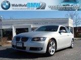 2007 Titanium Silver Metallic BMW 3 Series 328xi Coupe #25464209