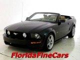 2006 Black Ford Mustang GT Premium Convertible #25464245