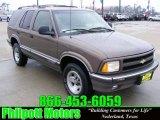 1997 Chevrolet Blazer LT Data, Info and Specs