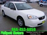 2008 White Chevrolet Malibu Classic LS Sedan #25464393