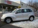 2007 Bright Silver Metallic Chrysler PT Cruiser  #25501089