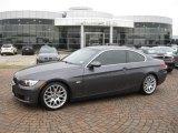 2008 Sparkling Graphite Metallic BMW 3 Series 328i Coupe #25501098