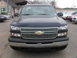 2006 Dark Blue Metallic Chevrolet Silverado 1500 LS Regular Cab #25500961