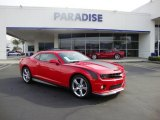 2010 Victory Red Chevrolet Camaro SS/RS Coupe #25501153