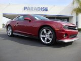 2010 Red Jewel Tintcoat Chevrolet Camaro SS/RS Coupe #25501154