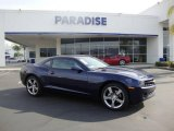 2010 Imperial Blue Metallic Chevrolet Camaro LT/RS Coupe #25501160