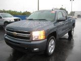 2010 Chevrolet Silverado 1500 LTZ Extended Cab Data, Info and Specs