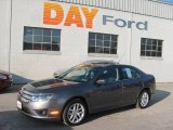 2010 Sterling Grey Metallic Ford Fusion SEL V6 #25500888