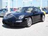 2007 Black Porsche 911 Carrera 4S Coupe #136056