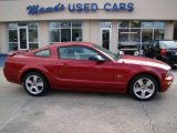 2006 Torch Red Ford Mustang GT Premium Coupe #25501062