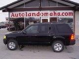 2003 Black Ford Explorer XLS 4x4 #25537860