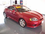 2006 Hyundai Tiburon GT Limited Data, Info and Specs