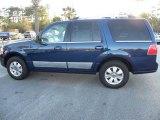 2007 Lincoln Navigator Dark Blue Pearl Metallic