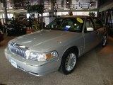 2009 Smokestone Metallic Mercury Grand Marquis LS #25537603