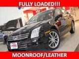 2008 Black Ebony Ford Fusion SEL V6 #25537758