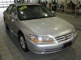2002 Satin Silver Metallic Honda Accord SE Sedan #25538065