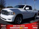 2010 Stone White Dodge Ram 1500 Sport Quad Cab #25537775