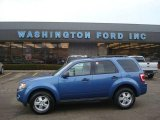 2009 Sport Blue Metallic Ford Escape XLT V6 4WD #25537936