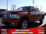 2010 Dodge Ram 1500 SLT Crew Cab Data, Info and Specs