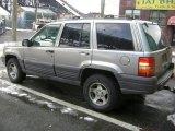 1998 Light Driftwood Satin Glow Jeep Grand Cherokee Laredo 4x4 #25537937