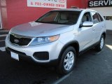2011 Bright Silver Kia Sorento LX #25537950