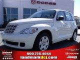 2007 Cool Vanilla White Chrysler PT Cruiser  #25537800