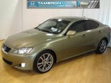 2008 Golden Almond Metallic Lexus IS 250 #25538115