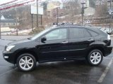 2009 Obsidian Black Lexus RX 350 AWD #25537821