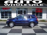 2007 Royal Blue Pearl Honda CR-V EX-L #25537974
