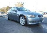 2009 Space Grey Metallic BMW 3 Series 335i Coupe #25537986